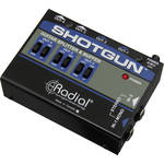 Radial Engineering Shotgun 4-Channel Amp Driver