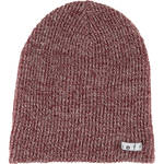 Neff Daily Heather Beanie (Maroon/White)