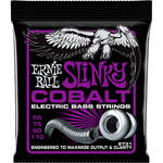 Ernie Ball Cobalt Power Slinky Electric Bass Strings (4-String Set, .055 - .110)