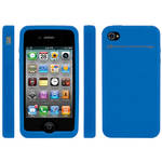 NewerTech NuGuard Silicone Protective Case for iPhone 4/4s (Blue)