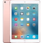 "Apple 9.7"" iPad Pro (256GB, Wi-Fi + 4G LTE, Rose Gold)"