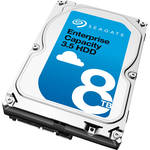 "Seagate 8TB Enterprise Capacity 7200 rpm SAS III 3.5"" Internal HDD"