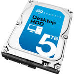 "Seagate 5TB Desktop SATA III 3.5"" Internal Hard Drive"