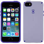 Speck CandyShell Case for iPhone 5/5s/SE (Heather Purple/Ultraviolet Purple)