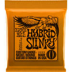 Ernie Ball Hybrid Slinky Nickel Wound Electric Guitar Strings (6-String Set, .009 - .046)