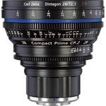 ZEISS Compact Prime CP.2 28/T2.1 T with MFT Mount