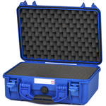 HPRC 2400F HPRC Hard Case with Cubed Foam Interior (Blue)