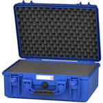 HPRC 2500F HPRC Hard Case with Cubed Foam Interior (Blue)