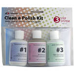 NewerTech 3-Step Clean & Polish Kit for Select Apple Devices