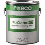 Rosco DigiComp HD Digital Compositing Paint (Green, 1 Gallon)