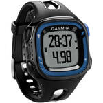 Garmin Forerunner 15 (Large, Black/Blue)