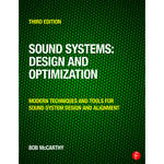 Focal Press Sound Systems: Design & Optimization: Modern Techniques and Tools for Sound System Design and Alignment (3rd Edition, Paperback)