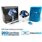 360RIZE Pro6 v2 360 Plug-n-Play Holder Kit with 360CamMan and Video-Stitch Studio