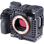 LOCKCIRCLE BirdCage PRO-S Kit for Sony a7 II Series (Black)