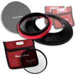 FotodioX WonderPana 145 Core Unit Kit for Sigma 12-24mm II Lens with 145mm Circular Polarizer Filter