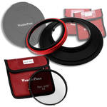 FotodioX WonderPana 145 Core Unit Kit for Olympus 7-14mm Lens with 145mm Circular Polarizer Filter