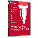 Corel WordPerfect Office X8 Professional Edition Upgrade (Boxed)