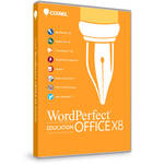 Corel WordPerfect Office X8 Educational Edition (Boxed)