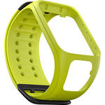 TomTom Replacement Band for Spark Fitness Watch (Bright Green, Large)