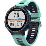 Garmin Forerunner 735XT Sport Watch (Midnight Blue/Frost Blue)