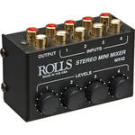 Rolls MX42 Mini Stereo Mixer