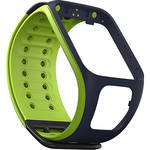 TomTom Replacement Band for Spark Fitness Watch (Sky Captain Blue/Green, Large)
