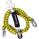 Airhead Self-Centering 2-Rider Tow Harness (Yellow/Black)