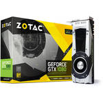 ZOTAC GeForce GTX 1080 Founders Edition Graphics Card