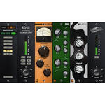 McDSP 6050 Ultimate Channel Strip HD V6 - Multiple Processing Modules Plug-In (Download)