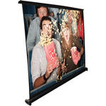 "Pyle Pro 40"" Projector Screen, Manual Retractable Pull-Out Style (32 x 24'')"