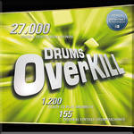 Best Service Drums Overkill - Virtual Instrument (Download)