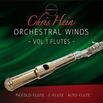 Best Service Chris Hein Orchestral Woodwinds Volume 1 - Flutes (Virtual Instrument, Download)