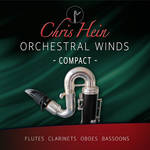Best Service Chris Hein Orchestral Woodwinds, Compact Collection - Virtual Instrument (Download)