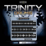 Best Service Trinity Drums - Virtual Instrument (Download)