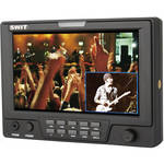 "SWIT S-1071H 7"" 3G-SDI & HDMI On-Camera Monitor Luxury Package"