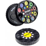 Holga Special Effect Lenses and Color Filter Turrets for Nikon F-Mount