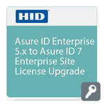 Fargo Asure ID Enterprise 5.x to Asure ID 7 Site License Upgrade (Price for License 1 through 5)