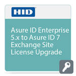 Fargo Asure ID Enterprise 5.x to Asure ID 7 Exchange Site License Upgrade (Price for Licence 6 through 20)