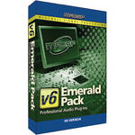 McDSP Emerald Pack HD v4 to v6 Upgrade - Music Production Plug-In Bundle (Download)
