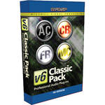 McDSP Classic Pack HD v4 to v6 Upgrade - Music Production Plug-In Bundle (Download)