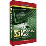 McDSP Emerald Pack Native v3 to v6 Upgrade - Music Production Plug-In Bundle (Download)