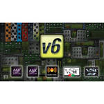 McDSP Individual HD v4 to HD v6 Plug-In Upgrade (Download)
