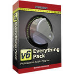 McDSP Everything Pack HD v6 to v6.2 Upgrade - Music Production Plug-In Bundle (Download)