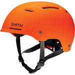 Smith Optics Axle Bike Helmet (Large, Matte Neon Orange)