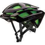 Smith Optics Overtake Bike Helmet (Large, Black)