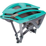 Smith Optics Overtake Bike Helmet (Large, Matte Opal/Charcoal)