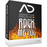 XLN Audio Addictive Drums 2: Rock & Metal Edition (Download)