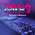 Sound Ideas MegaMix Extension 2 Royalty-Free Music & Production Elements (Download, 16-Bit/48 kHz)