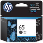 HP 65 Black Ink Cartridge