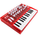 Arturia MicroBrute Red Special Edition Analog Synthesizer